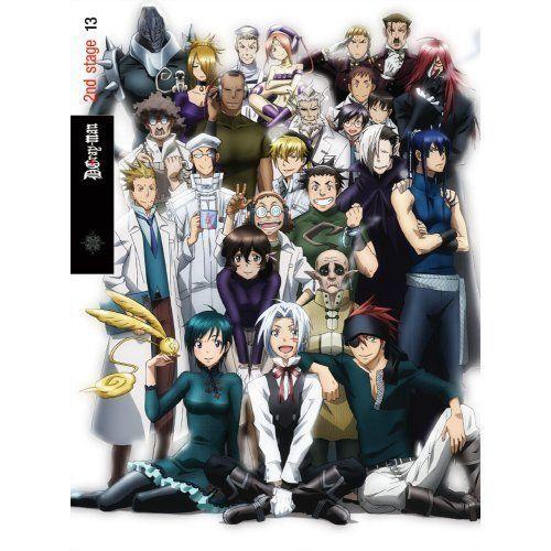 D.Gray Man : Le Meilleur Manga au prix du charisme. Tz4m6xl7